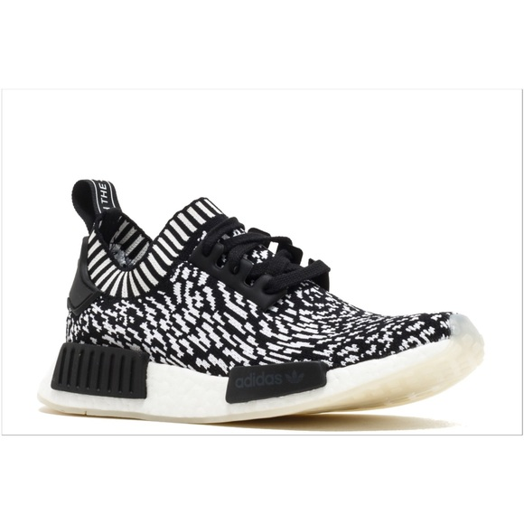 newest collection 51501 a3a84 Adidas NMD R1 PK Zebra BY3013 Sneaker Size 4.5 6